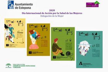 Estepona se une a la celebración del Día Internacional de Acción por la Salud de la Mujer
