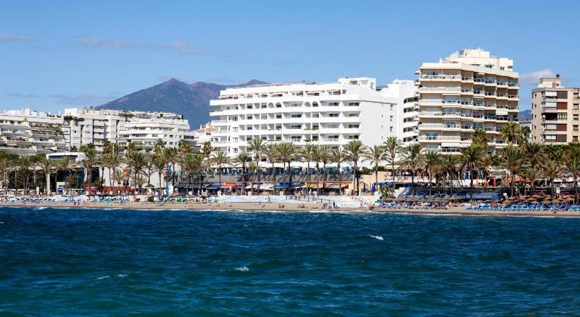 Vista de Marbella.