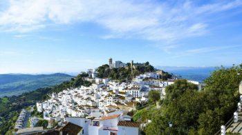 Casares, entre los cinco pueblos más bonitos de Málaga según National Geographic