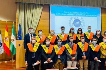La Universidad de Málaga clausura el Máster Universitario en Economía de la Salud