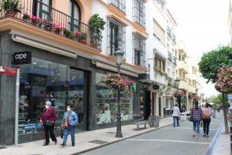 Calle Real, Estepona.