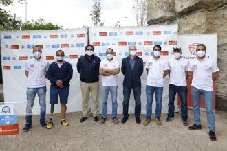 Presentación del desafío del Club Alpino Ama Dablam.