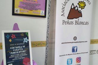 Certamen Cuentos 'María Rojas', de la Asociación de Mujeres de Peñas Blancas.