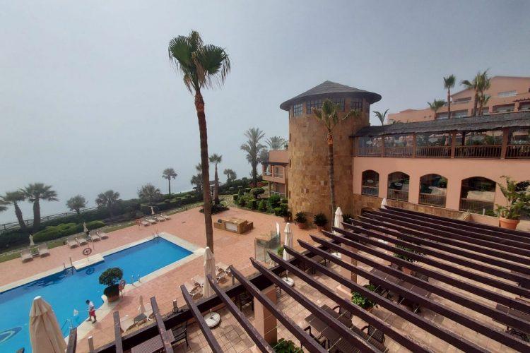Hotel Elba de Estepona./ D. MACÍAS