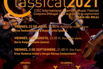 II Classical, CIEC International Chamber Music Festival, en Estepona.