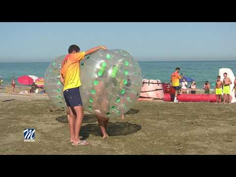 Manilva deportes playa