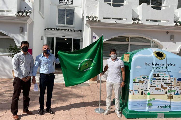 Macías Ecovidrio Mancomunidad de Municipios Costa del Sol reciclaje