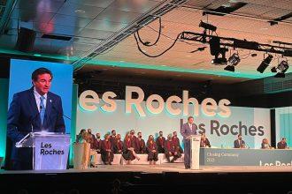 Graduación de Les Roches 2021. / D.MACÍAS