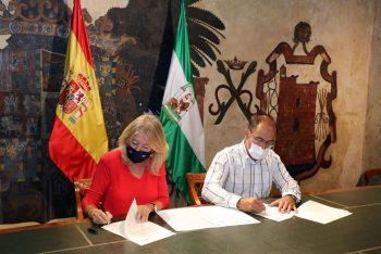 El Ayuntamiento incrementa en más de un 30% la cuantía del convenio con Cáritas