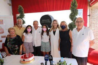 Celebración del 70º aniversario de la Venta Los Pacos.