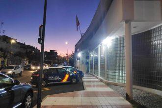 Comisaría de Policía Nacional en Marbella.