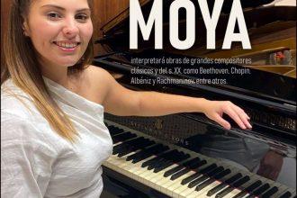 Concierto de piano de Celia Moya para la recuperación de Sierra Bermeja.