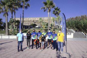 Vuelve el reto Sin-Plastic-Zamos del 22 al 23 de octubre, que va desde Nerja a El Castillo