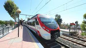 Tren de Cercanías Málaga
