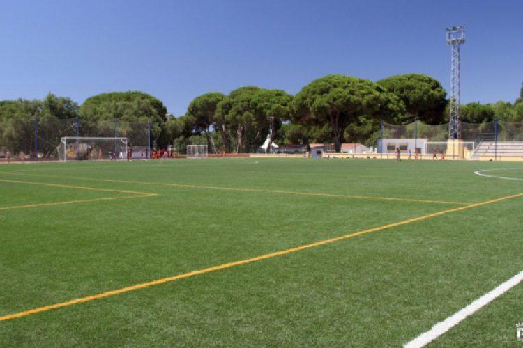 Polideportivo Santa María de Las Chapas.