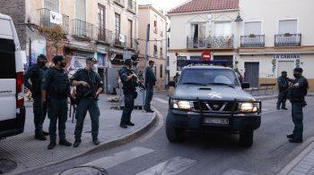 Los yihadistas detenidos en Málaga pretendían cometer una masacre en la ciudad