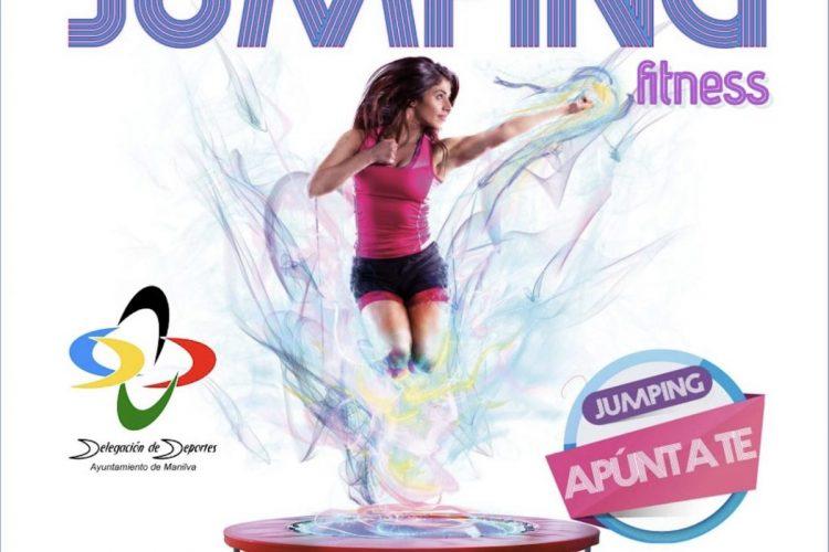 Clase de Jumping Fitness gratuita en Sabinillas.